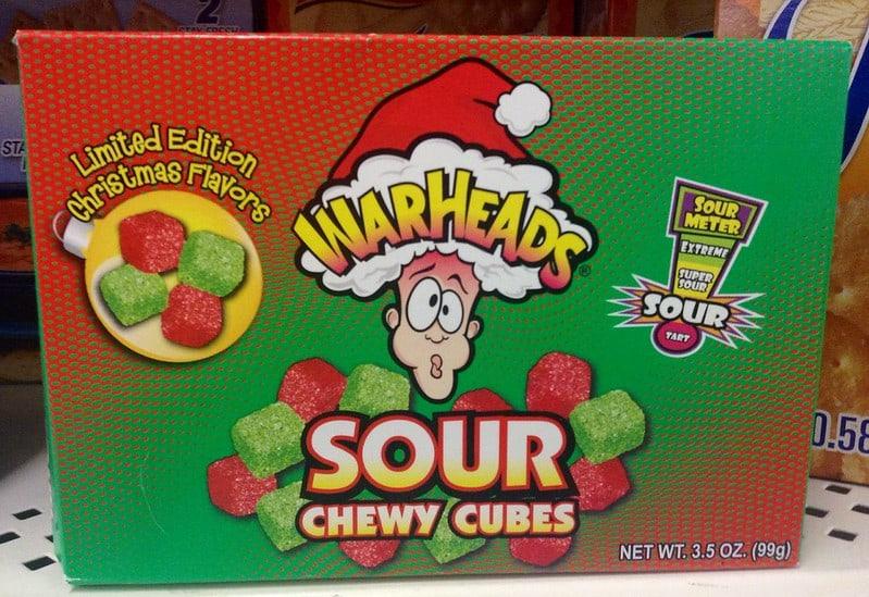 warheads box